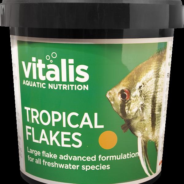 Bilde av Vitalis Tropical Flakes - 15g