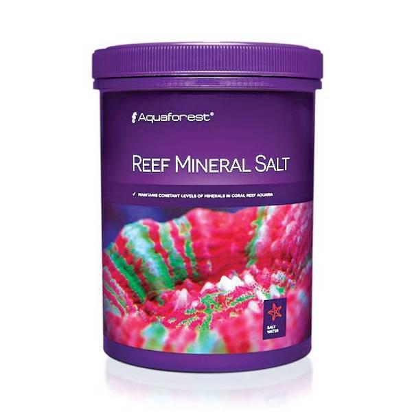 Bilde av Aquaforest Reef Mineral Salt 800g