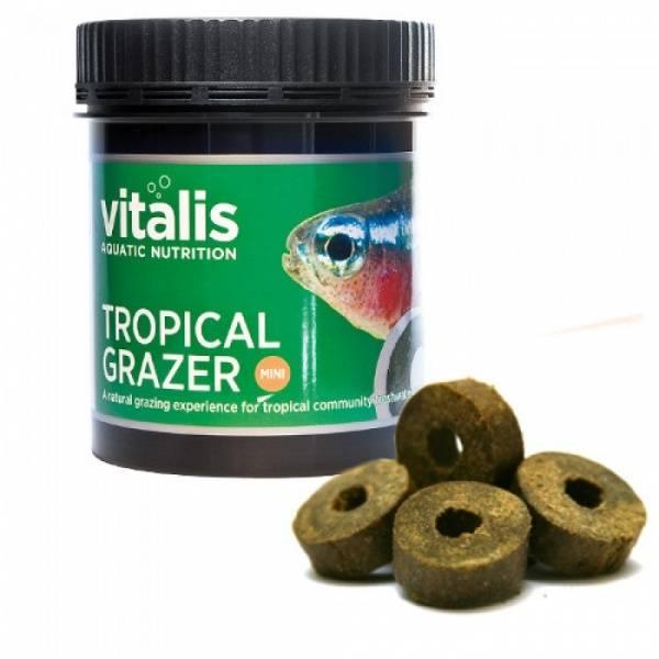 Bilde av Vitalis Tropical Grazer 110gr