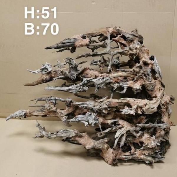 Bilde av Spear Finger Wood  XL  51X70cm