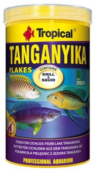 Bilde av TROPICAL TANGANYIKAFLAKES 1000ML/200G